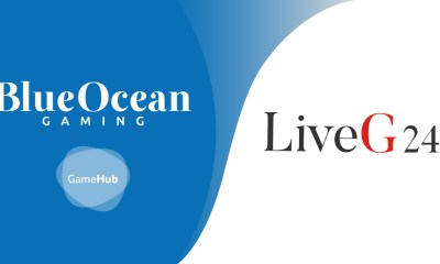 Blue Ocean Gaming adds LiveG24 games