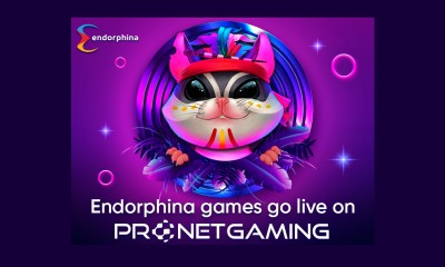 Endorphina games are now available on Pronet Gaming!