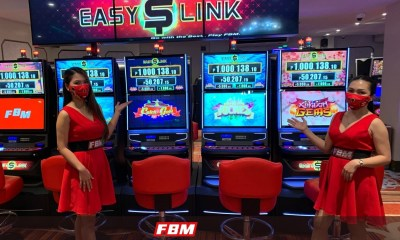 FBM takes the slots expansion campaign to the Philippines with a double debut