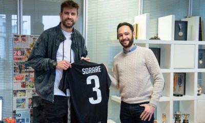 Gerard Piqué invests and becomes Sorare strategic advisor