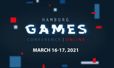 Hamburg Games Conference 2021 talks discoverability in games and kicks off the B2B year with the latest in online convention technology