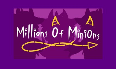 Millions of Minions - A game directed by teenagers
