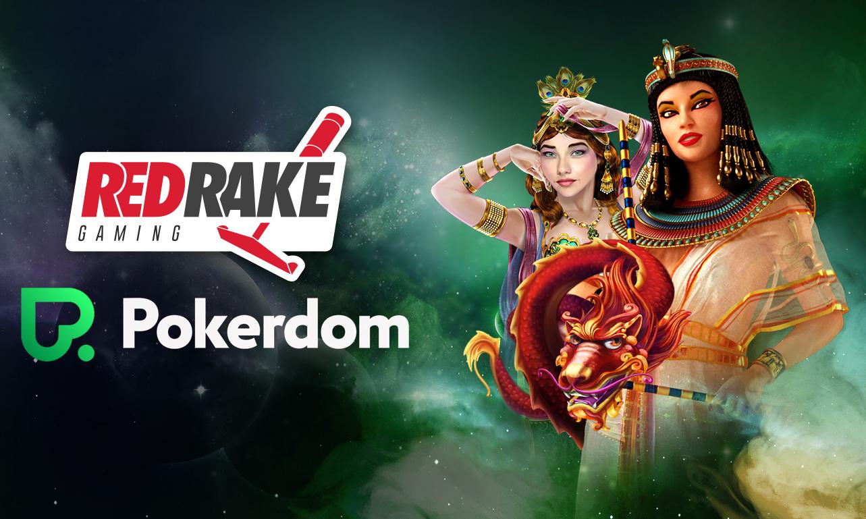 Red Rake Gaming bermitra dengan Pokerdom