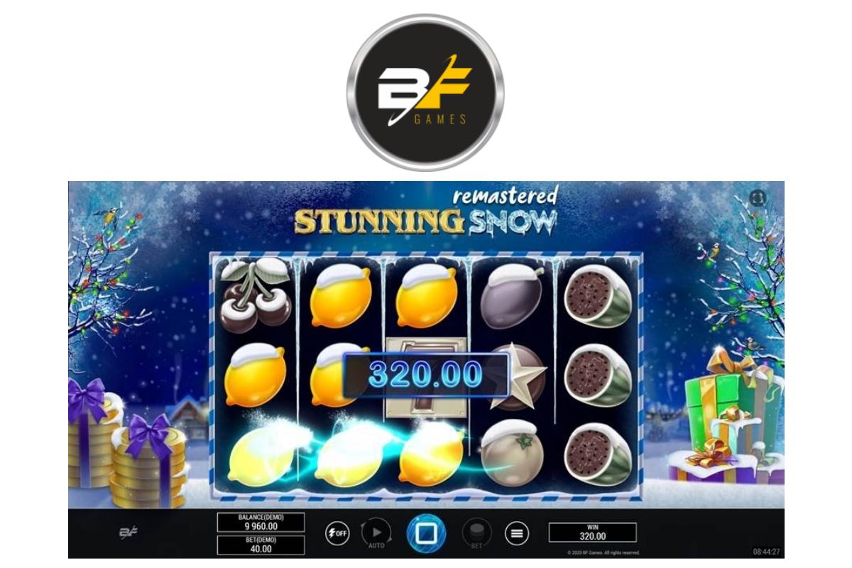 BF Games memperkenalkan sensasi Natal Stunning Snow Remastered ™