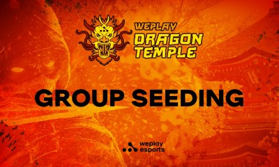WePlay Dragon Temple Group Seeding