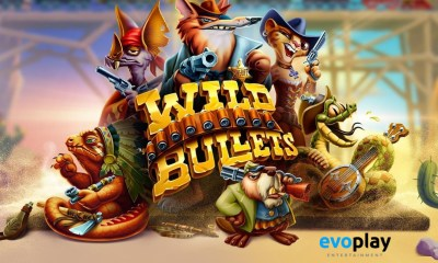 Evoplay Entertainment saddles up for a showdown in Wild Bullets