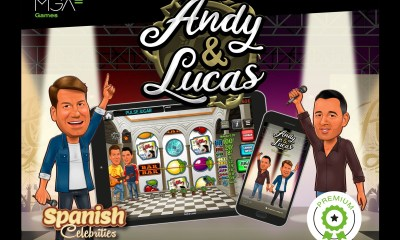 MGA Games say goodbye to 2020 with their grand finale, slot game Andy & Lucas