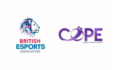British Esports Association partners with Coalition of Parents in Esports to help educate and spread awareness of esports