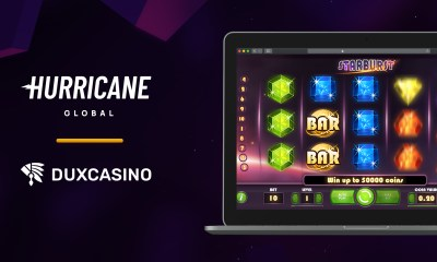The Hurricane Global Group Breaks Into the Market Hurricane Global Acquires Duxcasino