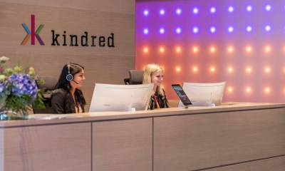 The financial report of Kindred Group for Q3 2020
