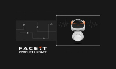 FACEIT's AI admin tackling toxic behaviour learns to detect verbal toxicity and mic spam