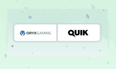 ORYX Gaming adds cutting-edge live content from Quik to ORYX Hub