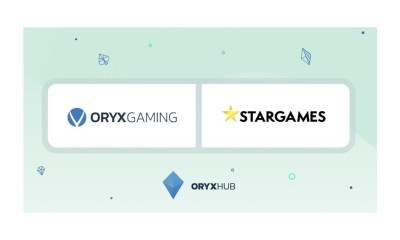 ORYX Gaming extends footprint in Germany with StarGames deal