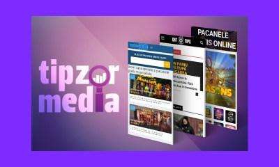 Tipzor Media launched pacanele-gratis.ro slots portal