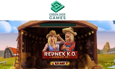 Green Jade launches Cotton Eye Joe-themed slot, Rednex K.O.