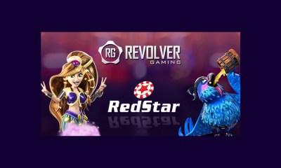 Redstar Casino adds Revolver slots