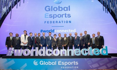 Global Esports Federation Kicks Off 2021