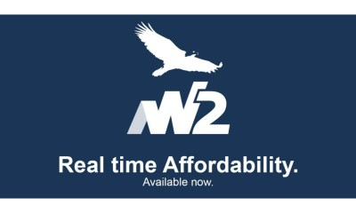 W2 Release First Real Time Affordability Solution For UK Operators