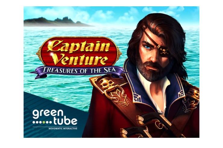 Berlayarlah untuk meraih kemenangan reel di Captain Venture ™: Treasures of the Sea