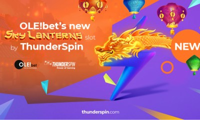 ThunderSpin confirm release of brand new Sky Lanterns slot