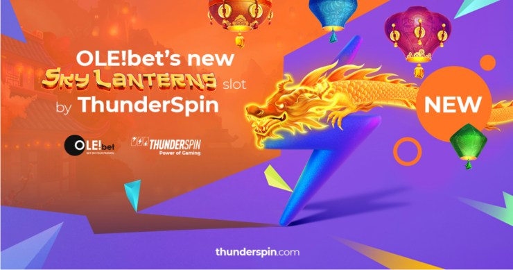 ThunderSpin mengkonfirmasi rilis slot Sky Lanterns baru