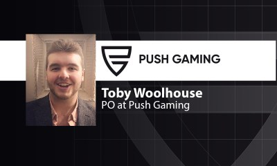 Exclusive interview with Toby Woolhouse, PO at Push Gaming