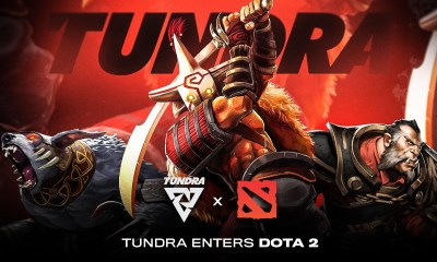 Tundra Announces First Major Expansion into Dota 2