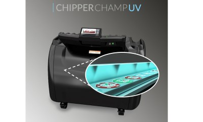 TCSJOHNHUXLEY launches Care & Protect Chipper Champ UV