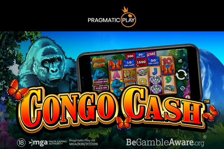 Pragmatic Play Delivers a Wild Jungle Adventure in Latest Slot Congo Cash