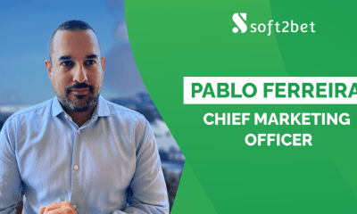 Soft2Bet names Pablo Ferreira as Chief Marketing Officer
