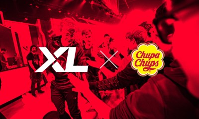 EXCEL ESPORTS unveils partnership with iconic lollipop brand Chupa Chups