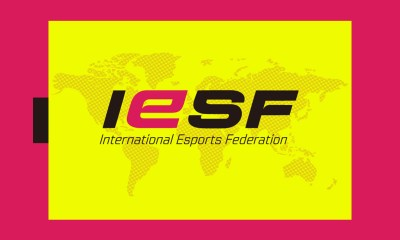 IESF Reveals its Events Calendar for 2021