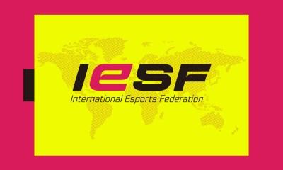 IESF Reveals its Events Calendar for 2021