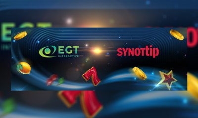 EGT Interactive Enters Czech Republic with Synottip