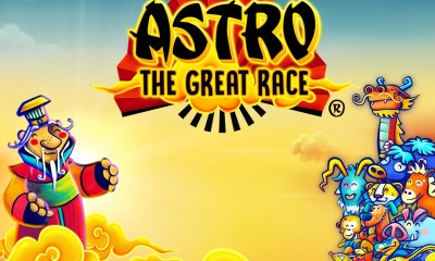 GAMING1 embarks on a mystical journey in Astro The Great Race