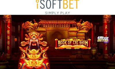 iSoftBet welcomes in the Lunar New Year with Book of Cai Shen