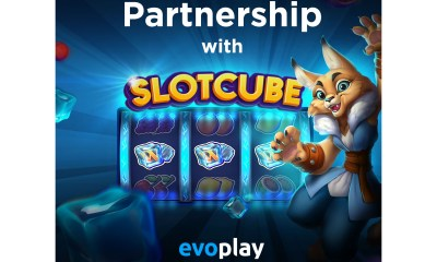 Evoplay Entertainment now powers SlotCube's social casino portfolio