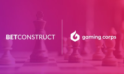 Gaming Corps signs deal with global player BetConstruct