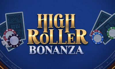 New game release from Golden Hero - High Roller Bonanza