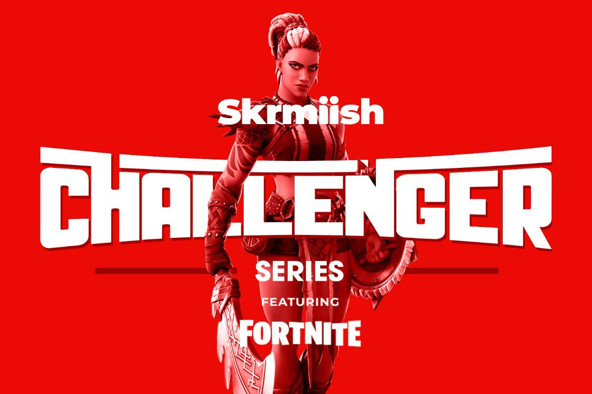 Streamer Fortnite memuji aplikasi Skrmiish setelah acara perdana Challenger Series