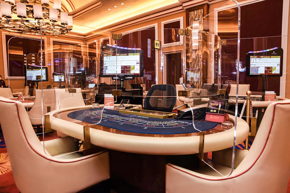 TCSJOHNHUXLEY memilih untuk memasok proyek peningkatan Solaire Resort and Casino, Manila