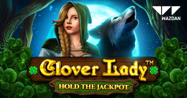 Wazdan is running wild in the woods with his new adventurous slot, Clover Lady ™