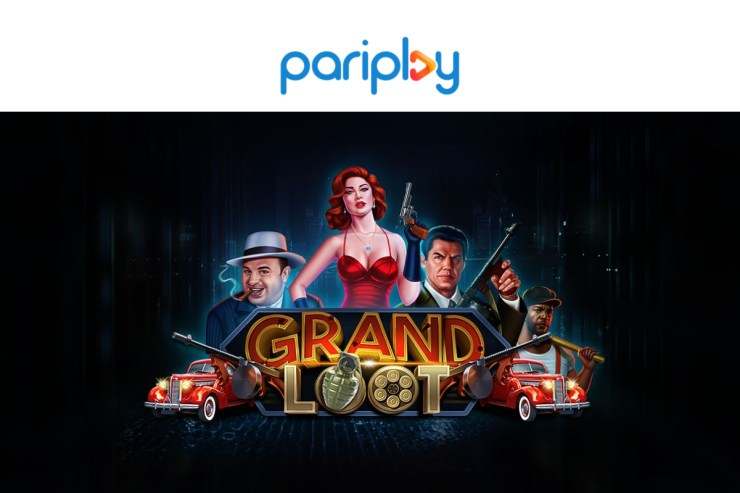 Get Ready to Run with the Gangsters in Pariplay's Latest 'Grand Loot' Slot