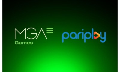 MGA Games breaks into the Portuguese market with Pariplay