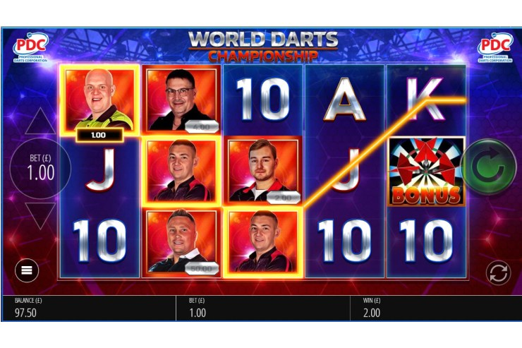 Blueprint hits the bullseye with PDC World Darts Championship release