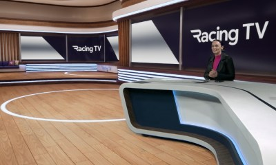 Horseracing fans to be brought closer to the action via Racing TV's new virtual studio