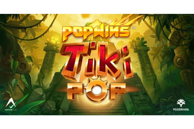 Yggdrasil, the leading worldwide publisher of online gambling content, has rolled out its latest YG Masters title, TikiPop™ in partnership with AvatarUX. TikiPop™ is the fifth title utilising AvatarUX's proprietary PopWins™ mechanic, and this tribal adventure offer players up to 33,614 ways to win with an enormous win potential of 32,000x. Like all PopWins™ games, every win sees the involved symbols pop, being replaced by two more to increase the reel height. This popping continues until no more wins are possible.