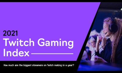 These are the the Twitch streamers making millions every year