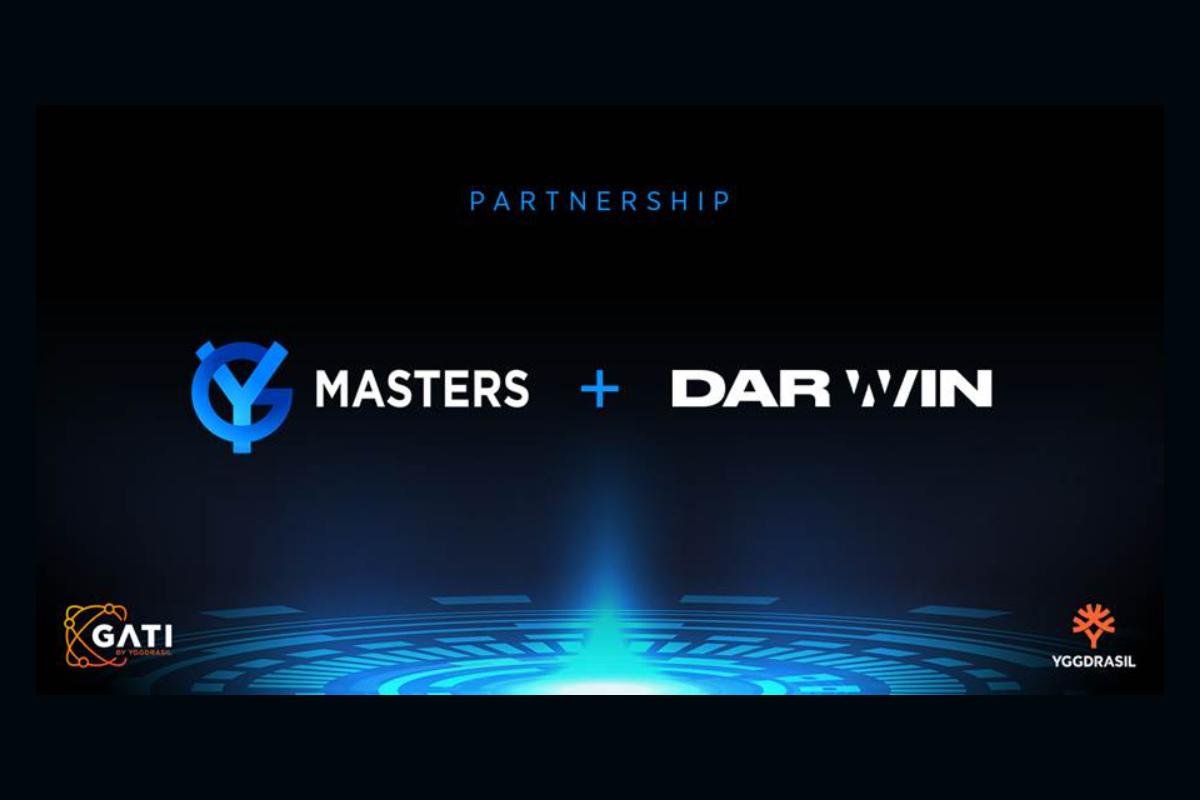 Darwin Gaming bergabung dengan program YG Masters Yggdrasil