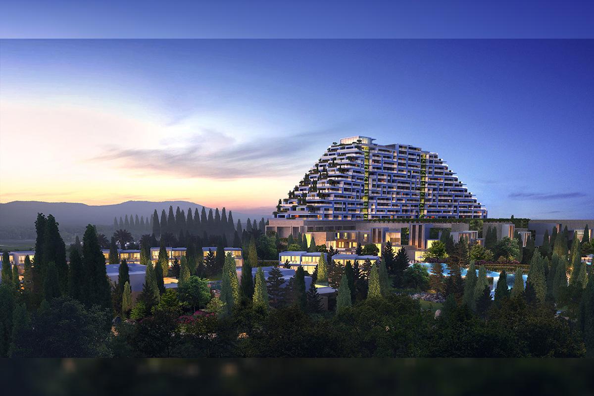 City of Dreams Mediterranean akan Dibuka pada Musim Panas 2022